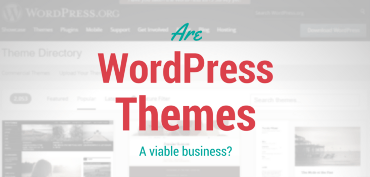 wordpress themes business