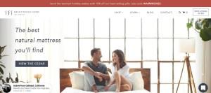 brentwood home - the best natural mattress