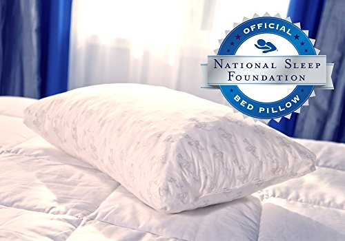 my pillow premium series bed pillow standard queen size white level