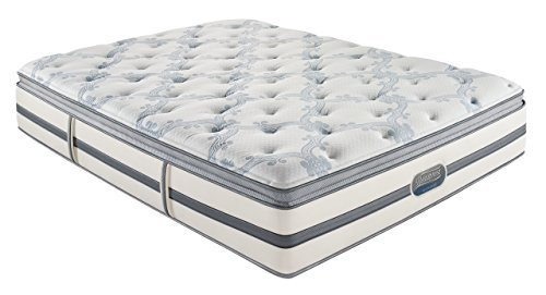 beautyrest recharge independence luxury firm pillow top mattress hybrid gel california king