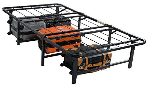 Merax Platform Metal Bed Fram And Mattress Foundation