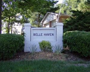 Belle Haven, Virginia
