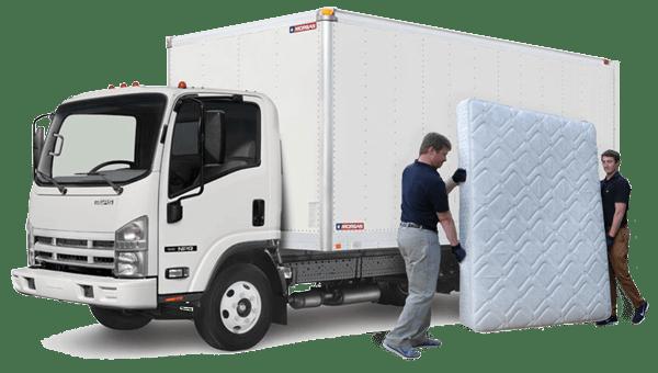 Mattress Disposal Truck