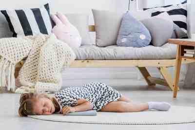 Sleep On The Floor