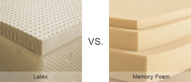 A Common Question We Get Here At San Go Mattress Makers Is What Type Of Should I Latex Or Memory Foam