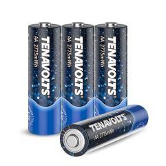 TENAVOLT Lithium Battery 4 Pack