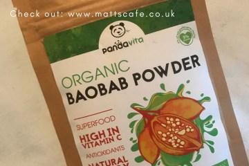 PandaVita Baobab powder