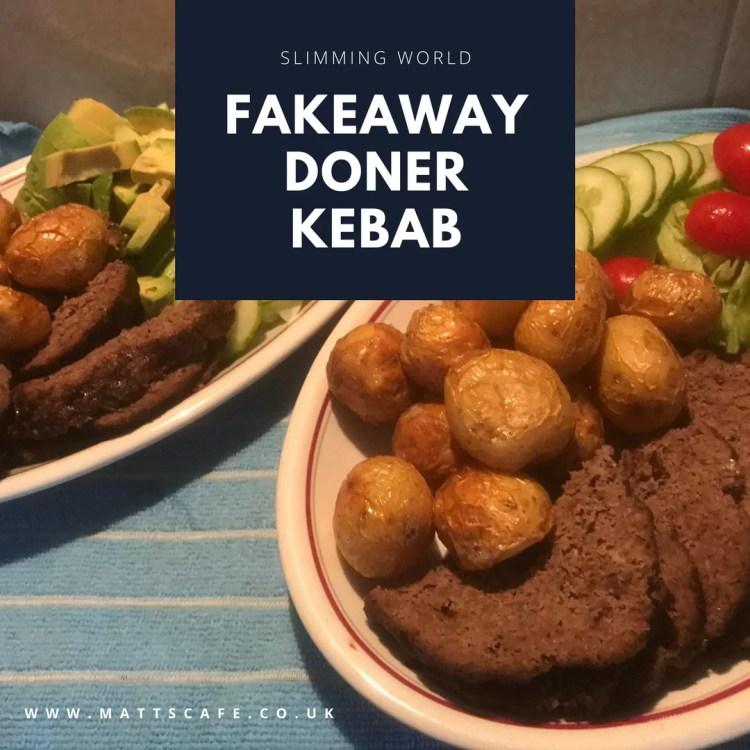 Slimming World Fakeaway Doner Kebab
