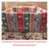 Reverse Christmas Advent Calendar ~ #FoodbankAdvent