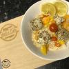 Slimming World Lemon chicken traybake