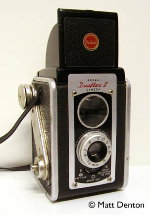 Image result for kodak duaflex camera