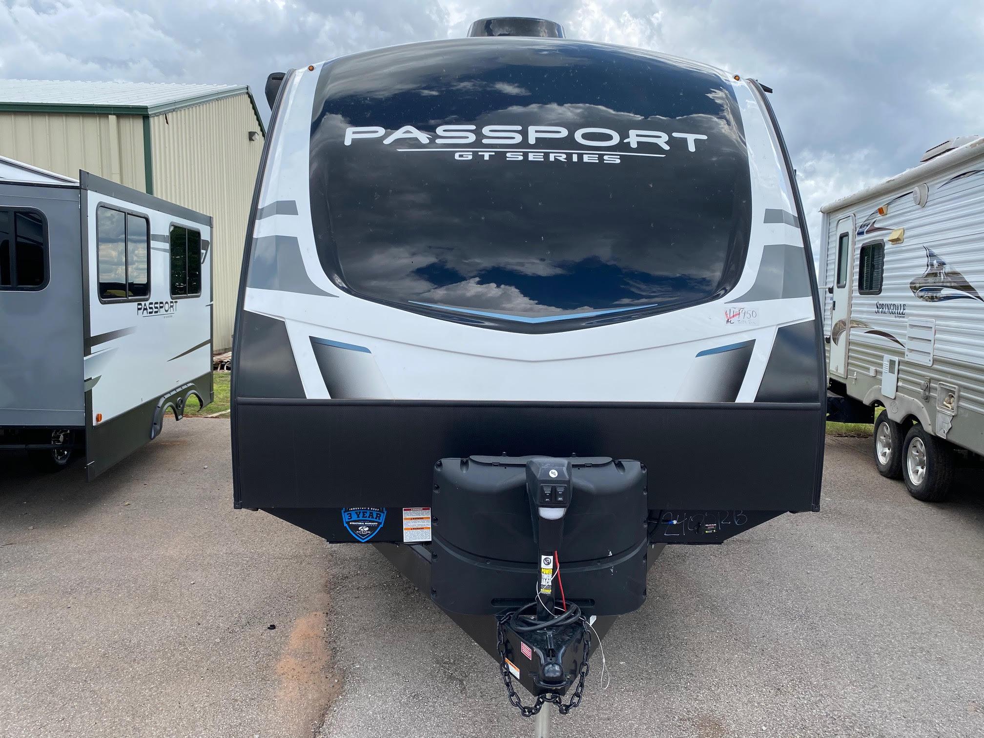 2021 Passport GT Series 2400RB