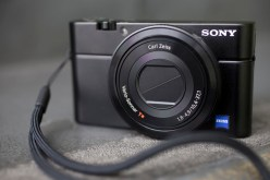 Sony Cybershot, DSC-RX100 camera review Photo: Alex Washburn / Wired