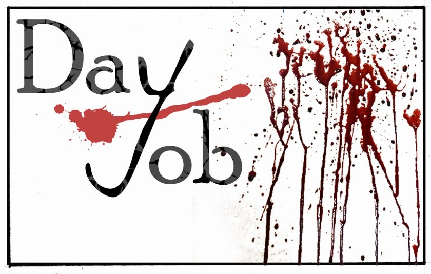 Day Job Logo design