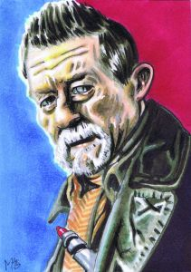 John Hurt War Doctor Dr Who