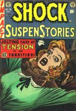 ec comics shock and suspense stories