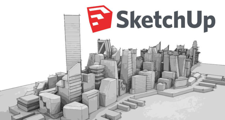 Learning Powerful 3D Modelling in Sketchup