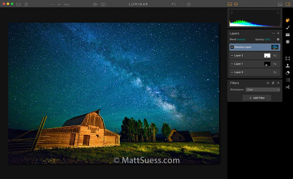 Macphun's Luminar - now available as a FREE TRIAL