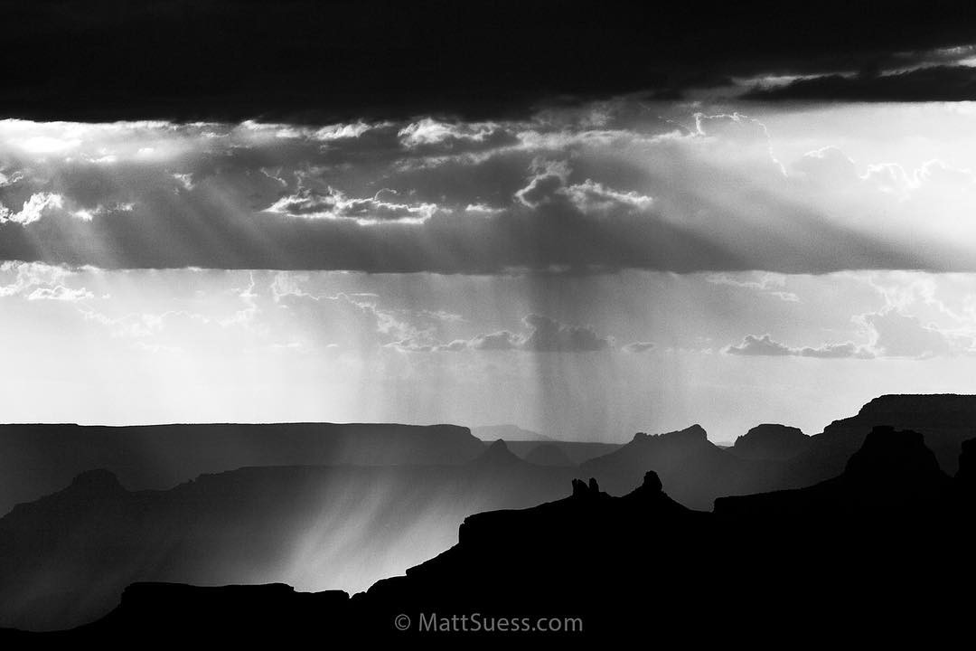 Grand Canyon National Park, Instagram post date: