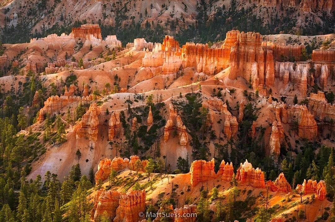 Bryce Canyon National Park, Instagram post date: