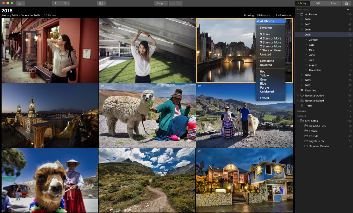 Skylum Publishes Roadmap for Upcoming Luminar 3 with Libraries