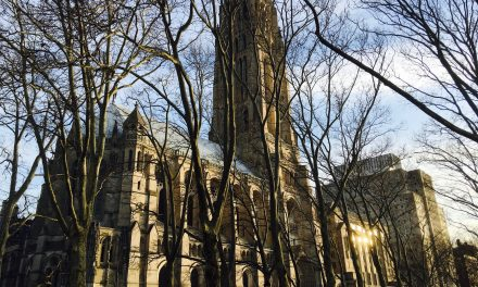 The Struggle for New York's Riverside Church
