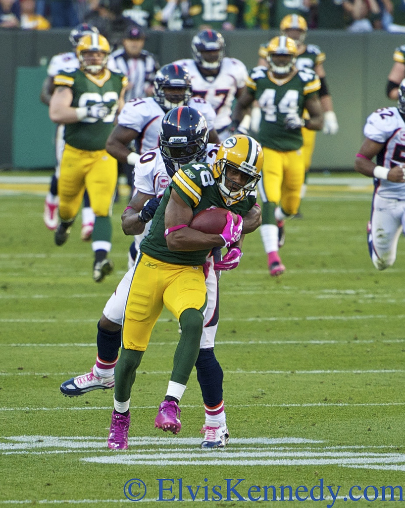 See a free sample RSP evaluation of Randall Cobb (and other players in the link below) Photo by Elvis Kennedy