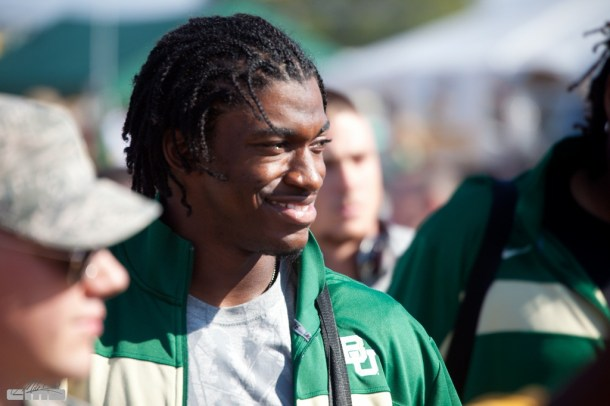 So where will RGIII go in a Writer's Draft? We now know. Photo by Mike Davis.