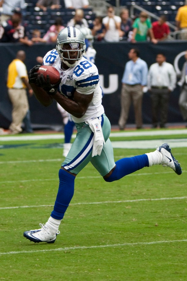 If you're trying to find the next Dez Bryant, then data has a vital place but if you take the approach that tries to reverse engineer a process that is unintentionally based on the idea that all productive receivers are like Dez Bryant, it's misguided. Photo by A.J. Guel.