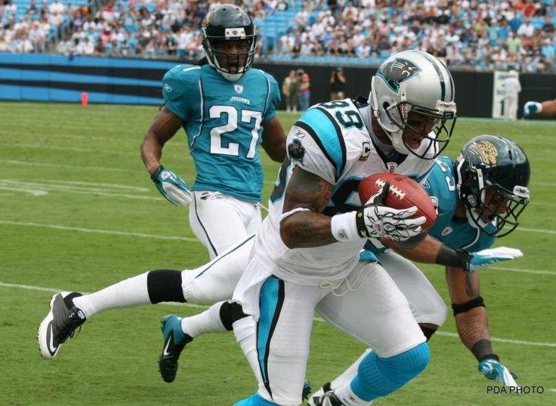"""Sorry, but there aren't any """"Steve Smith's"""" in this 2014 Draft Class. Photo by PDA Photo"""
