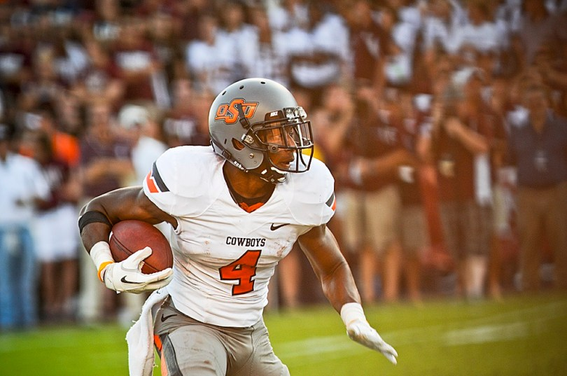 Justin Gilbert by KT King