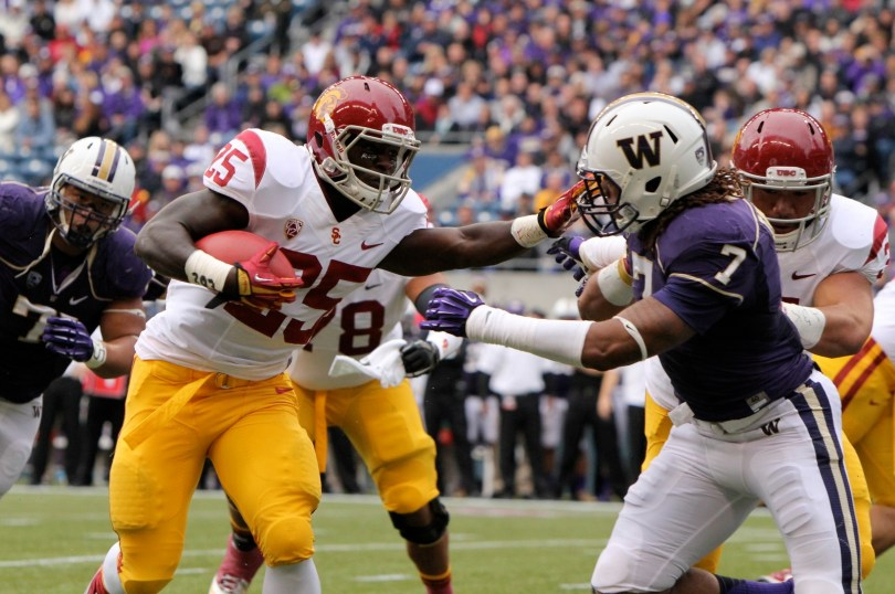 Shaq Thompson by James Santelli