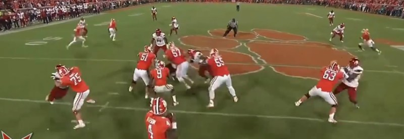 Clemson Quarterback Deshaun Watson's game tape analysis offers insights into his 2017 NFL Draft Stock