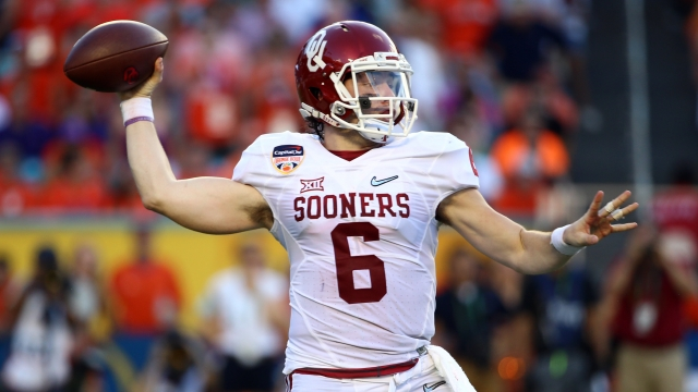 QB Baker Mayfield (Oklahoma): Accuracy Is A Deceptive Category