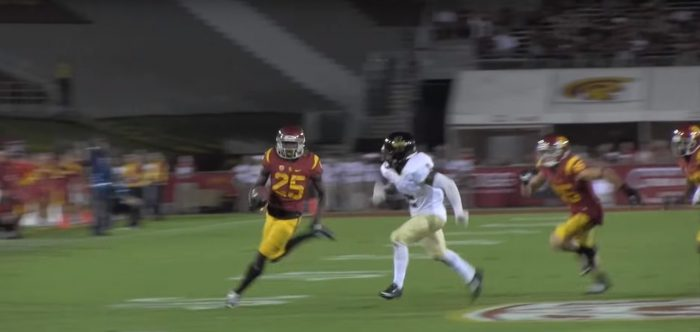 Matt Waldman's RSP Twitter Moments: RB Ronald Jones (USC)