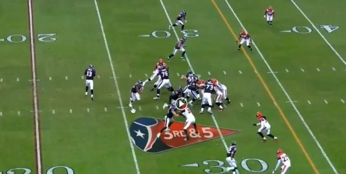 Matt Waldman's RSP NFL Lens: RBs Arian Foster and David Montgomery and Smart Footwork
