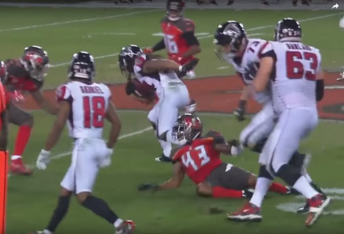 Matt Waldman's RSP NFL Lens Falcons RB Devonta Freeman: What a Finisher Looks Like