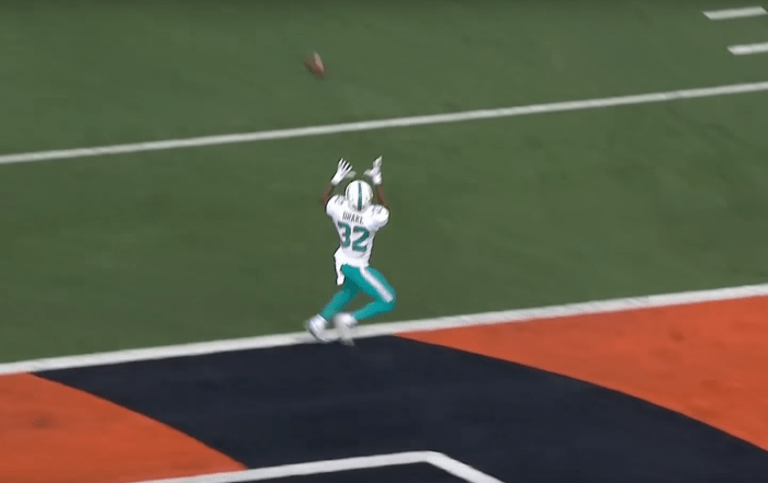 Matt Waldman's RSP NFL Lens RB Kenyan Drake (Miami): Against the Positional Tendency