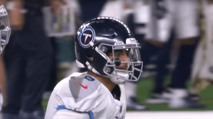 The RSP NFL Lens - Marcus Mariota Turning the Corner