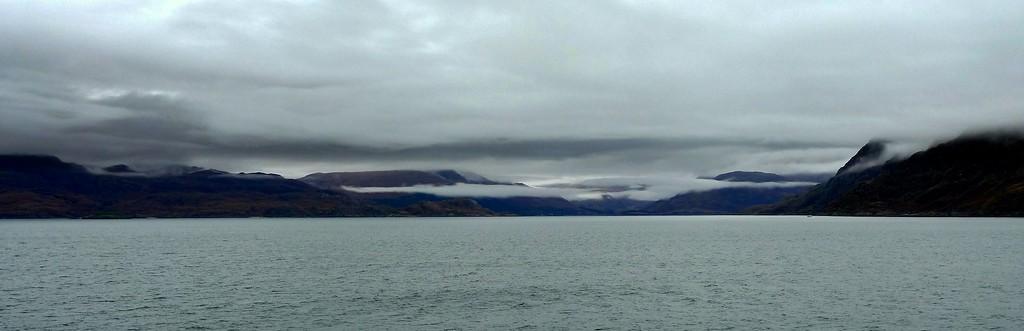Skye coastline