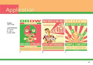 G.R.O.W (Great Recipes Of Wellness) Campaign Style Guide