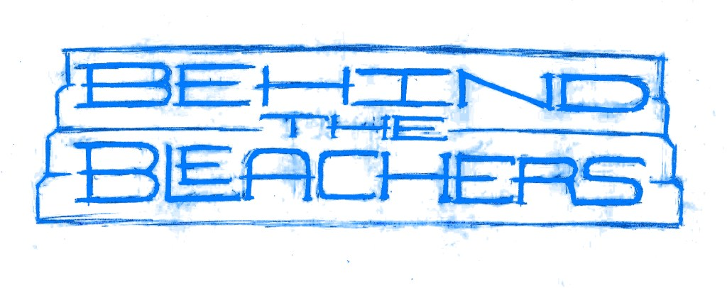 Behind The Bleachers Logo