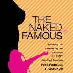 The Naked & Famous Flyer 2