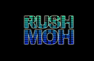 Rush MOH (Men Of Harmony) Shirt