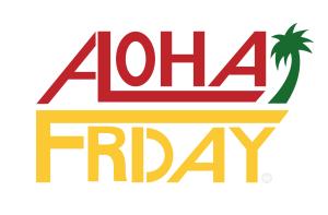 Aloha Friday Logo