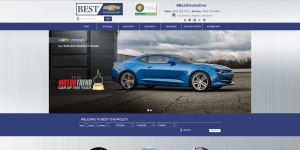 Best Chevrolet (thebestchevy.com)