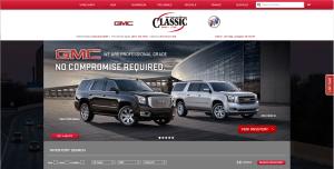 Classic Buick G.M.C Website (classicarlington.com)
