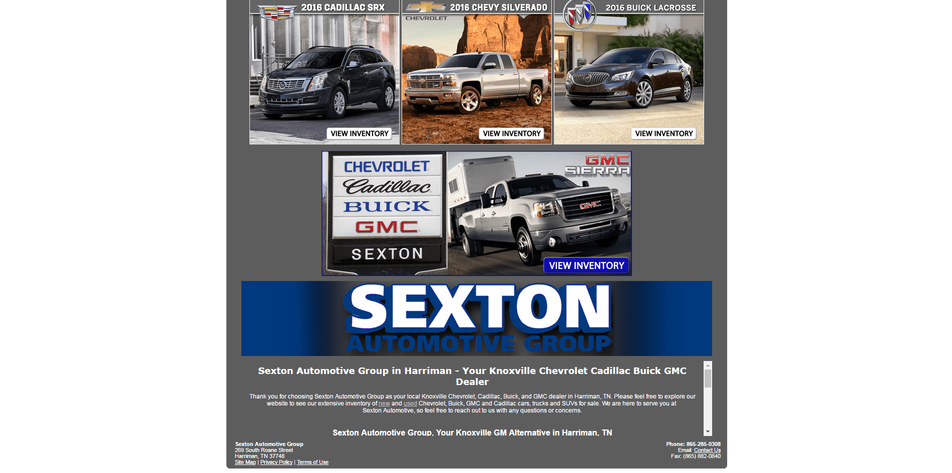 Sexton Automotive Group (Before) 1.3