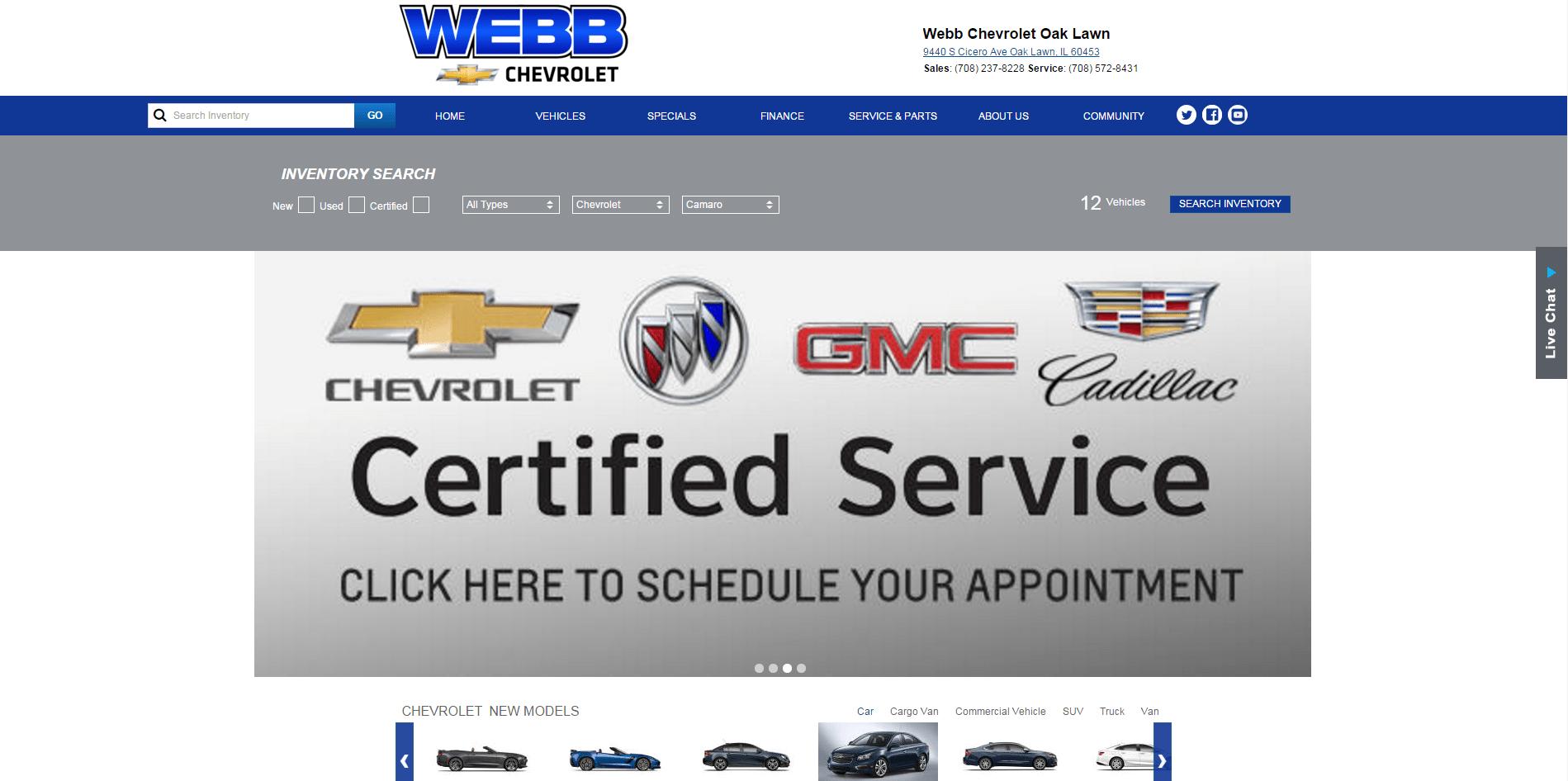 Webb Chevrolet (After) 1.1
