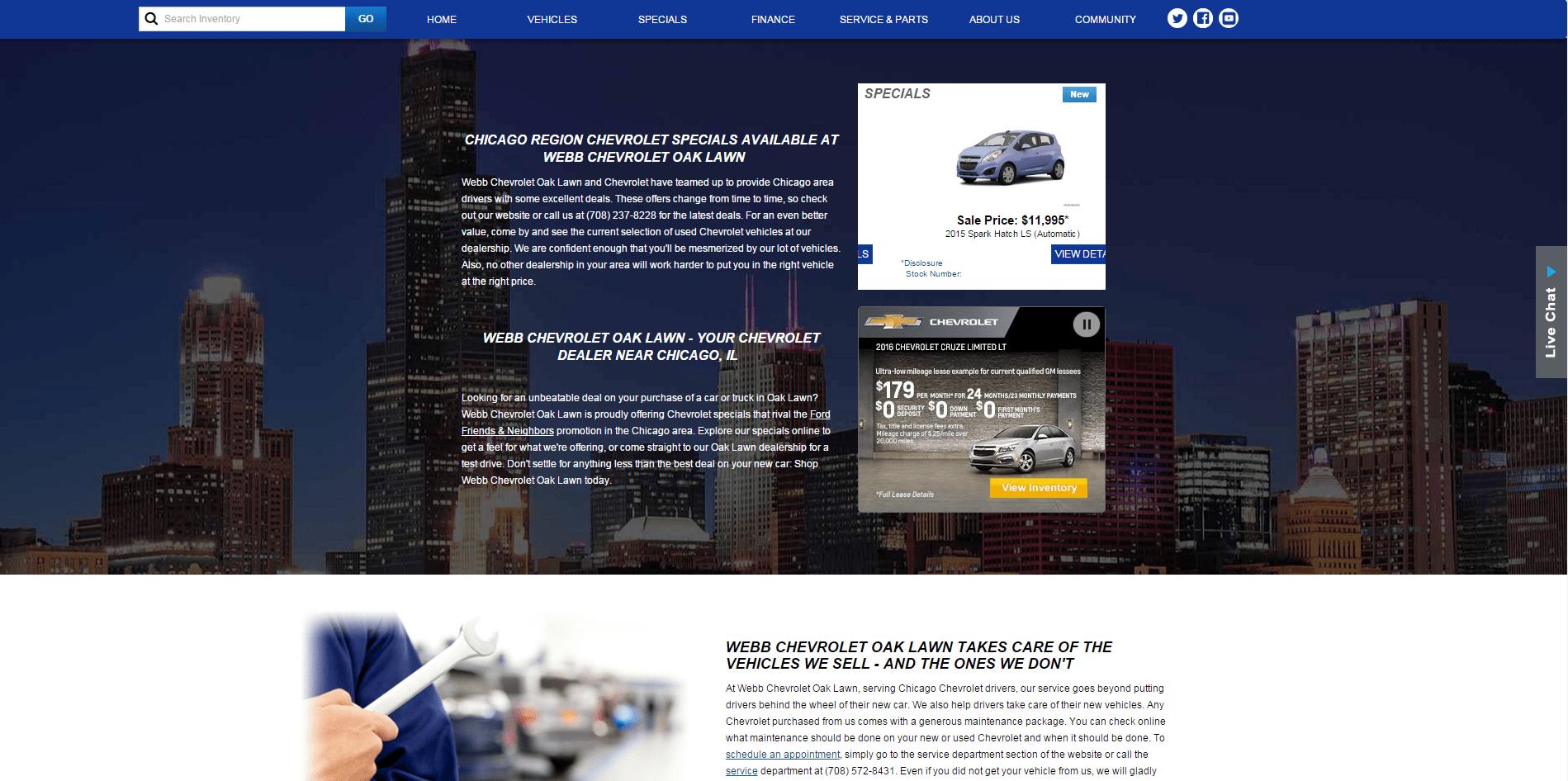 Webb Chevrolet (After) 1.3
